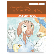 Gretta the Geep is More Than a Sheep- Activity Book