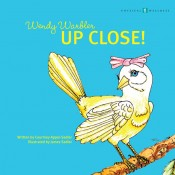 Wendy Warbler UP CLOSE!