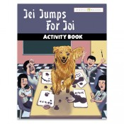 Jei Jumps for Joi – Activity Book