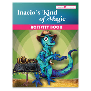 Inacio's Kind of Magic Activity Book